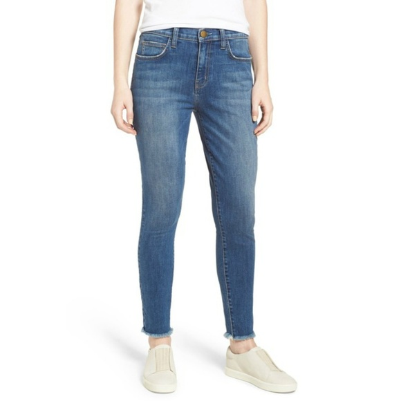 Current/Elliott Denim - Current Elliot 30 Jeans Stiletto Skinny High 547